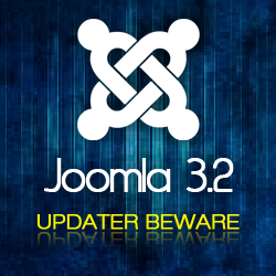 Joomla 3.2 New Update