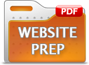 Free Website Preparation Document
