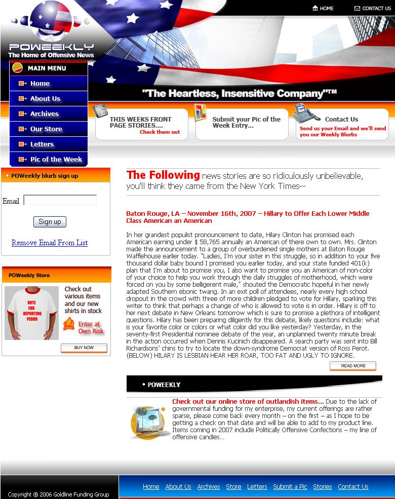 Online Internet Business Website Design Services