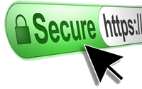 SSL Green Bar Secure Browsing Notification