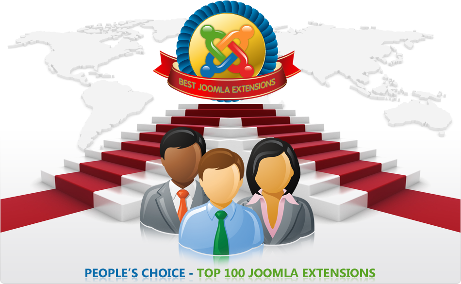 Top 100 Joomla Extensions Awards
