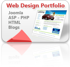Joomla Website Design Portfolio